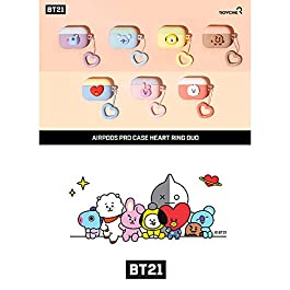BT21 Airpods Pro Case Heart Ring Duo (RJ)