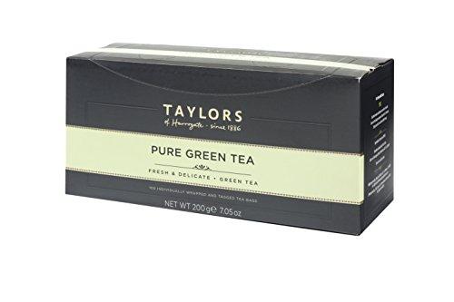 Taylors of Harrogate Delicate Green Tea, 100 Teabags -