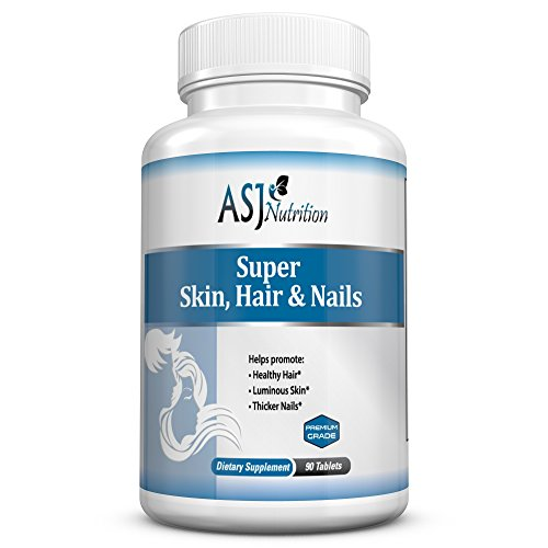 Supplement for stronger nails
