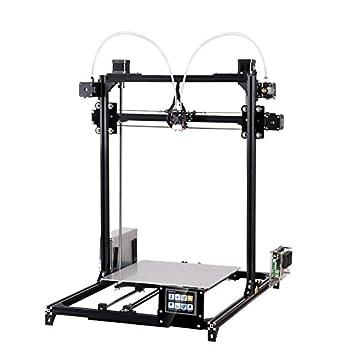 Flsun C Plus Touch Screen Dual Nozzle 3d Printer I3 Plus Diy