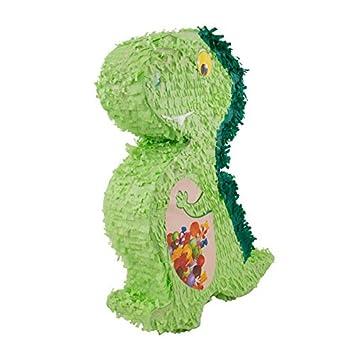 Folat 60932 Dino Pinata - Pinceles para fiestas de cumpleaños infantiles