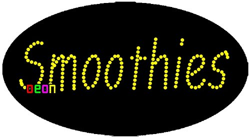 Sign Smoothies Led - 15