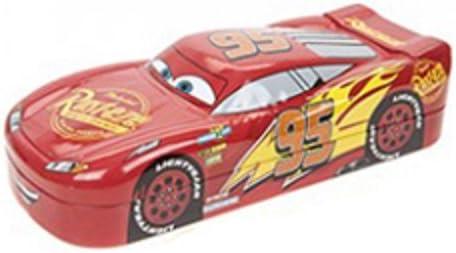 Coches 3 3d diseño de muñeco de nieve), color Lightning McQueen - Red: Amazon.es: Oficina y papelería