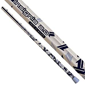 1 Lacrosse Insignia 2.0 Lacrosse Shaft (Blue, Attack Length)