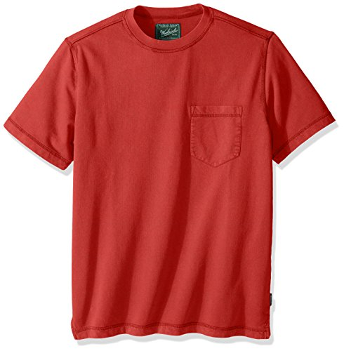Woolrich Mens Crescent Lake Terry Modern Fit Tee