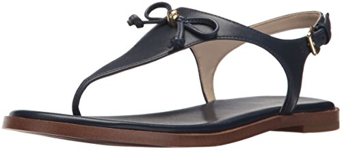 Cole Haan Women's Findra Thong II Flat Sandal Navy Ink Leather cheap low price cheap sale brand new unisex best for sale original cheap online yYiH4