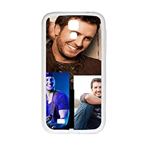 Cool painting Luke Bryan Cell Phone Case for Samsung Galaxy S4