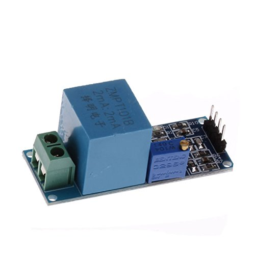 Ac Voltage Sensor (WINGONEER Single-phase ac active output voltage transformer module and voltage sensor module)