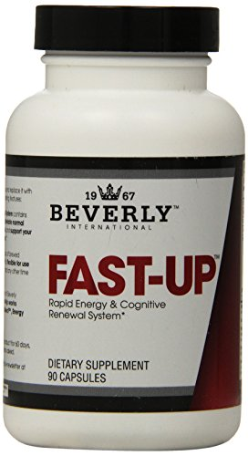 Beverly International Fast-Up Capsules, 90 Count