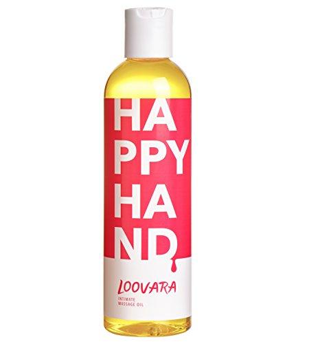 Loovara Massage Oil Erotic (250 ml) warming love oil, fragrance-free