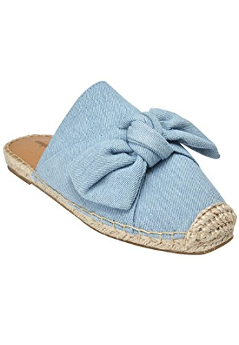 Adri Comfortview Denim Comfortview Mules Comfortview Light Mules Denim Light Adri wYgATO6q
