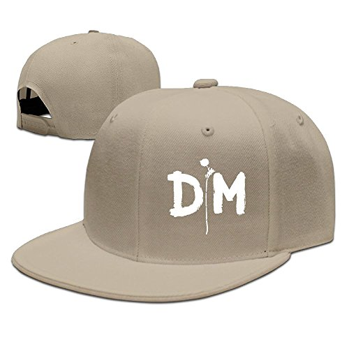Ooiilpe Men&Women Hat Depeche Mode Violator Cap Adjustable Natural