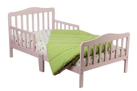 Dream On Me Classic Toddler Bed in Espresso 624-E