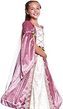 Disfraz Princesa Medieval Rosa Niña (3-4 años) (+ Tallas) Carnaval ...