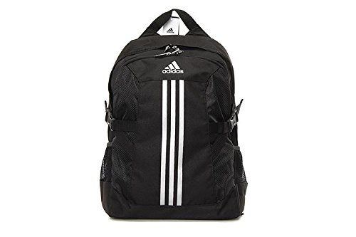adidas Mochila - de Blanco y Negro Plata - -BTS Power BP Original Backpack Mochila Escolar Bolso Hombro Bolsa de Deporte Mochila de portátil Laptop Mochila ...
