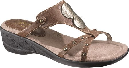Brown Sandals Talum Style Soft Women's qwtBxHI