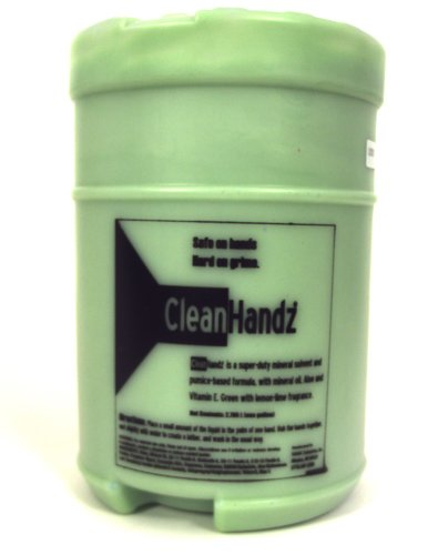 Price comparison product image Cleanhandz Pumice Hand Cleaner with Aloe,  Vitamin E