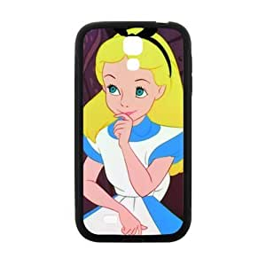 Cool painting alice no pais das maravilhas Phone Case for Samsung Galaxy S4