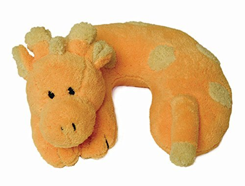 Ton Ton For Kids Travel Buddies Neck Pillow - Giraffe