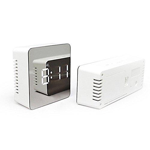 small plug in alarm clock - 9