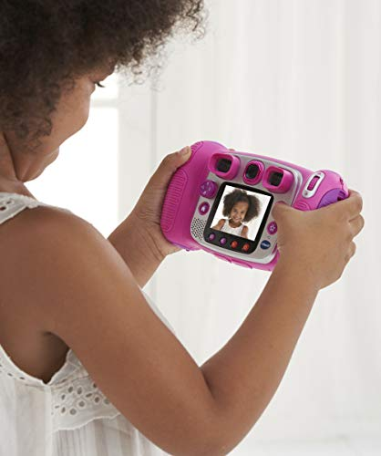 VTech Kidizoom Duo 5.0 Camera Pink by VTech (Image #5)