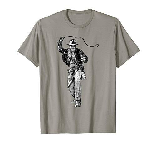 Indiana T Shirt Jones Hand