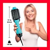 REVLON One-Step Hair Dryer And Volumizer Hot Air