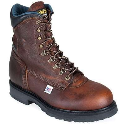 f6d37c2d26f Amazon.com: Men's Carolina Kodiak Hi Work Boot 809 Made in USA: Home ...