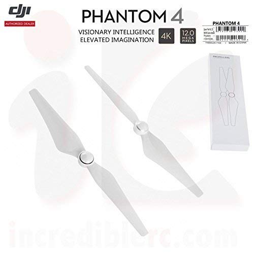 DJI Quick Release Propellers for Phantom 4 (2-Pack) White CP.PT.000360
