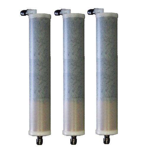 Thermo Scientific D7034 Barnstead - Juego de 3 cartuchos vacíos para sistemas de purificación de agua Easypure...