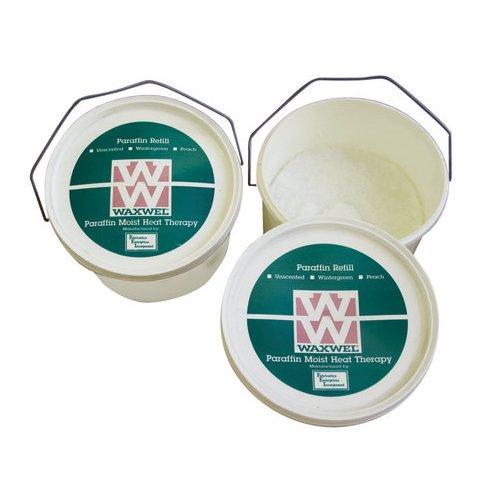 WaxWel Paraffin Bath Refill Wax Beads, 36 lb Case, Winter...