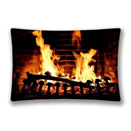 Amazon com: Sofa Office Home Decorative Christmas Fireplace