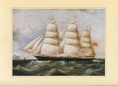 Posters: Sailing Ships Poster Art Print - The Ship Lake Lemon