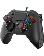 Manette PS4 Filaire, PS4 Controller, Manette de Jeu pour PC/ PS3