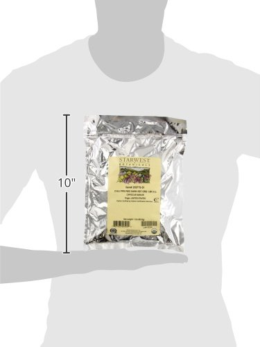 Starwest Botanicals Chili Pepper Powder, Dark Roast, 1-Pound by Starwest Botanicals (Image #1)