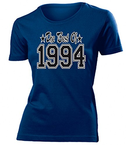 THE BEST OF 1994 - DELUXE - Birthday mujer camiseta Tamaño S to XXL varios colores Marina