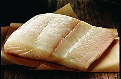 Pacific Halibut Fillets 10 Lbs