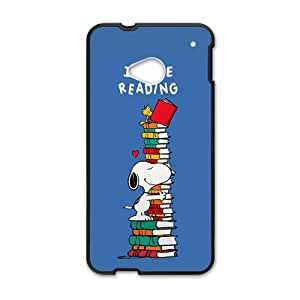 Lovelly snoopy Cell Phone Case for HTC One M7