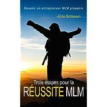 Trois étapes pour la réussite MLM: Devenir un entrepreneur MLM prospère (French Edition)