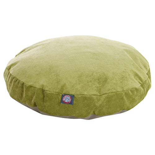 (Apple Villa Collection Large Round Pet Dog Bed)