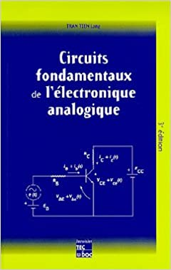 Amazon Fr Circuits Fondamentaux De L Electronique