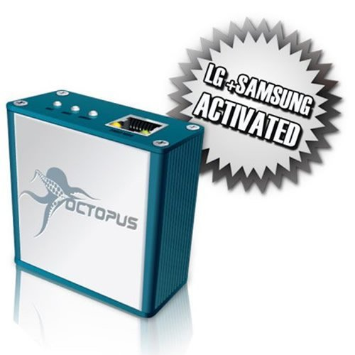 Octopus Box Full activated samsung and LG ONLY with 38 pcs cables