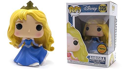 Funko Disney Sleeping Beauty Aurora Pop! Vinyl Figure Chase Chaser Variant (Funko Pop Disney Princess Aurora)