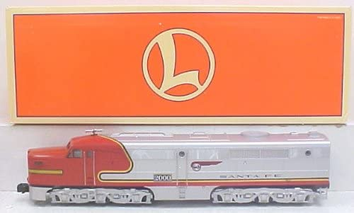 'Lionel 6-18952 ATSF Alco PA-1 Powered Diesel Locomotive'
