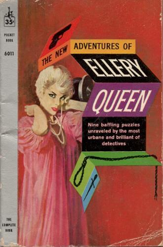 New Adventures of Ellery Queen, Queen, Ellery
