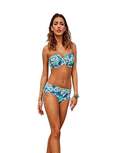 Paisley Ocean L88740 Blue Bikini Rosafaia Bottom Anita 350 0 Women's HndFg0gX
