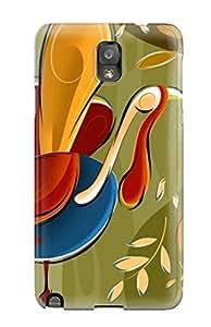 Lori Hammer's Shop Cheap 2544864K40991558 Thanksgivings Fashion Tpu Note 3 Case Cover For Galaxy