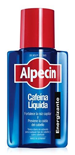 Alpecin Cafeína Líquida, cuidado anticaída - 2 x 200ml=400ml: Amazon.es: Belleza