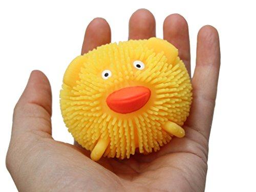 SET 4 Cute Mini Animal - Fidget Stress - OT Autism - Dog, Pig, Duck