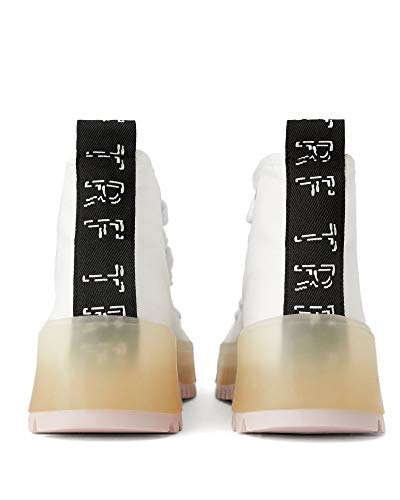 Zara 3853 Tessuto Alte 001 Sneakers Donna rnICwgqrx